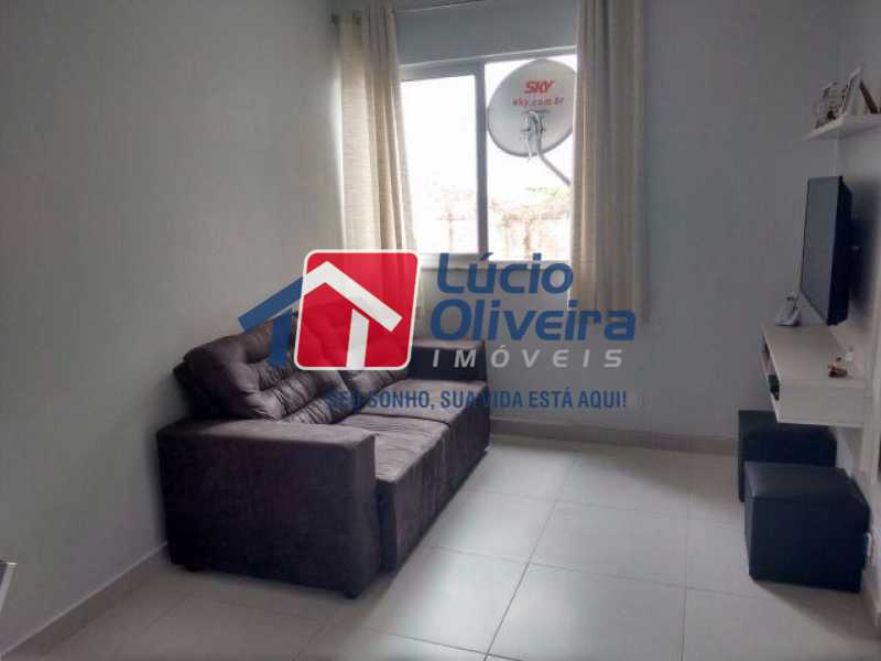 2 sala - Apartamento Rua Eugênio Gudin,Irajá,Rio de Janeiro,RJ À Venda,2 Quartos,55m² - VPAP21066 - 3