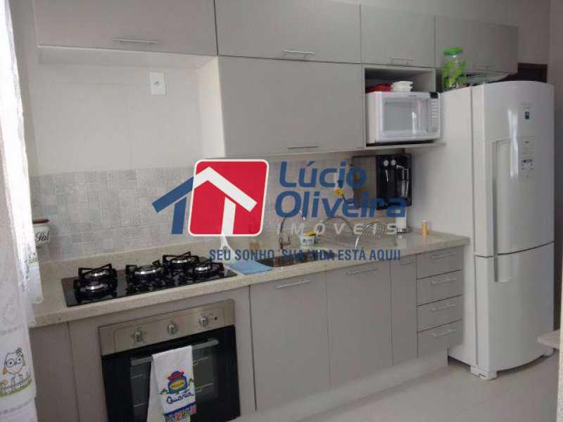 7 cozinha - Apartamento Rua Eugênio Gudin,Irajá,Rio de Janeiro,RJ À Venda,2 Quartos,55m² - VPAP21066 - 8