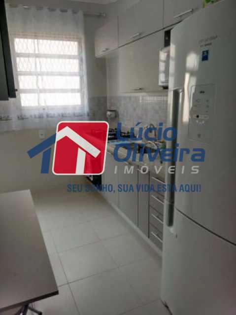 8 cozinha - Apartamento Rua Eugênio Gudin,Irajá,Rio de Janeiro,RJ À Venda,2 Quartos,55m² - VPAP21066 - 9