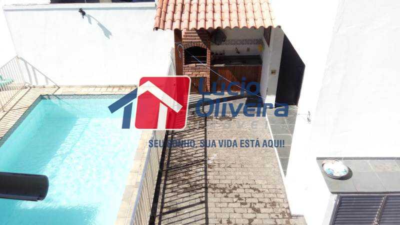 16 piscina 1 - Magnífica Residência 3 qtos. - VPCA50019 - 19