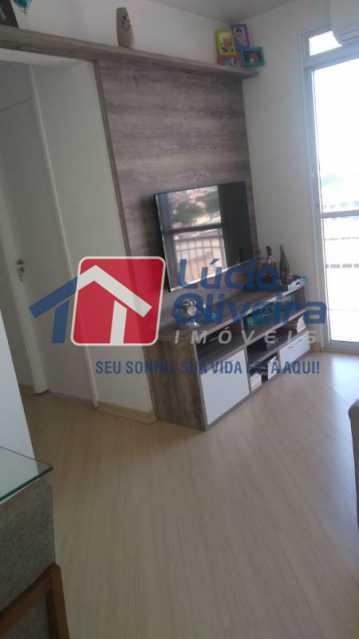 4- Sala .... - Apartamento 2 qtos(sendo 1 suíte). Ac. Financiamento. - VPAP21067 - 5