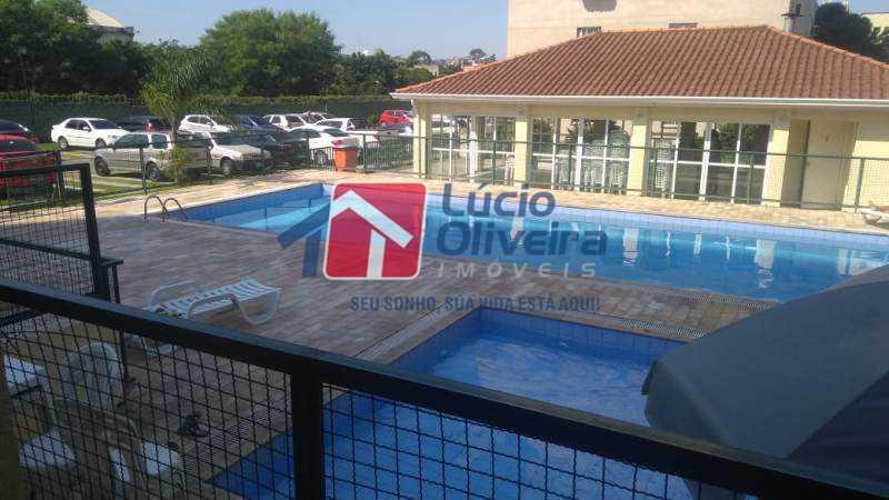 19-Piscina - Apartamento 2 qtos(sendo 1 suíte). Ac. Financiamento. - VPAP21067 - 19