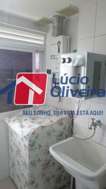 10. - Lindo Apartamento 3 qtos. - VPAP30252 - 12