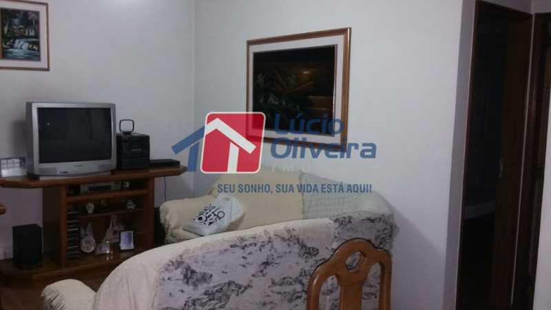 3 sala. - Maravilhoso Apartamento 2 qtos. - VPAP21073 - 3