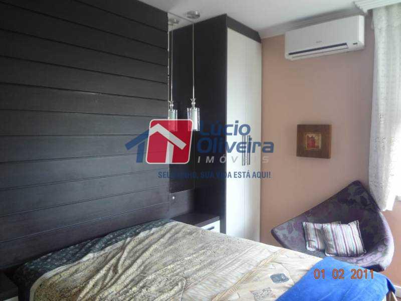 5-Quarto casal.. - Impecável Apartamento 2 quartos. Ac. Financiamento. - VPAP21074 - 6
