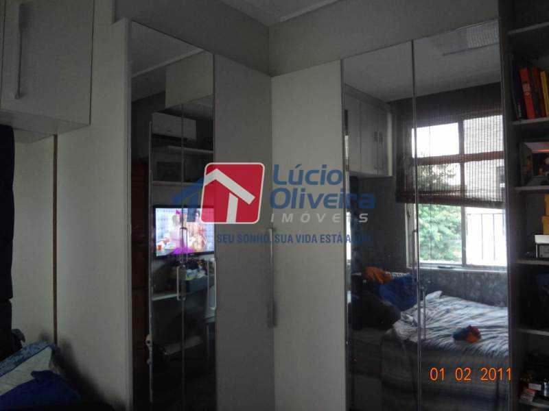 6-Quarto Casal. - Impecável Apartamento 2 quartos. Ac. Financiamento. - VPAP21074 - 7