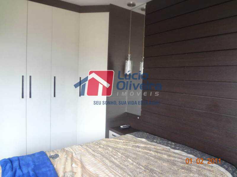 8-Quarto.. - Impecável Apartamento 2 quartos. Ac. Financiamento. - VPAP21074 - 9