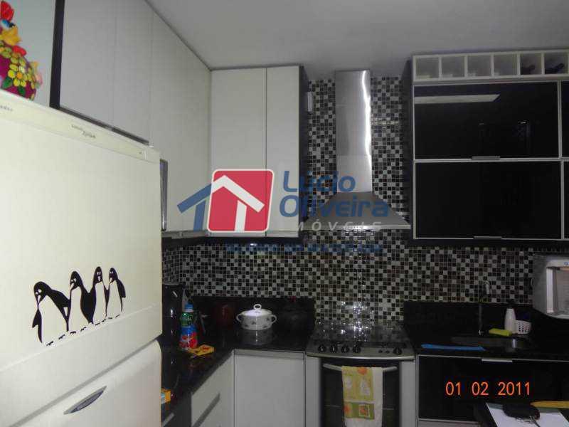 13-Cozinha.. - Impecável Apartamento 2 quartos. Ac. Financiamento. - VPAP21074 - 14