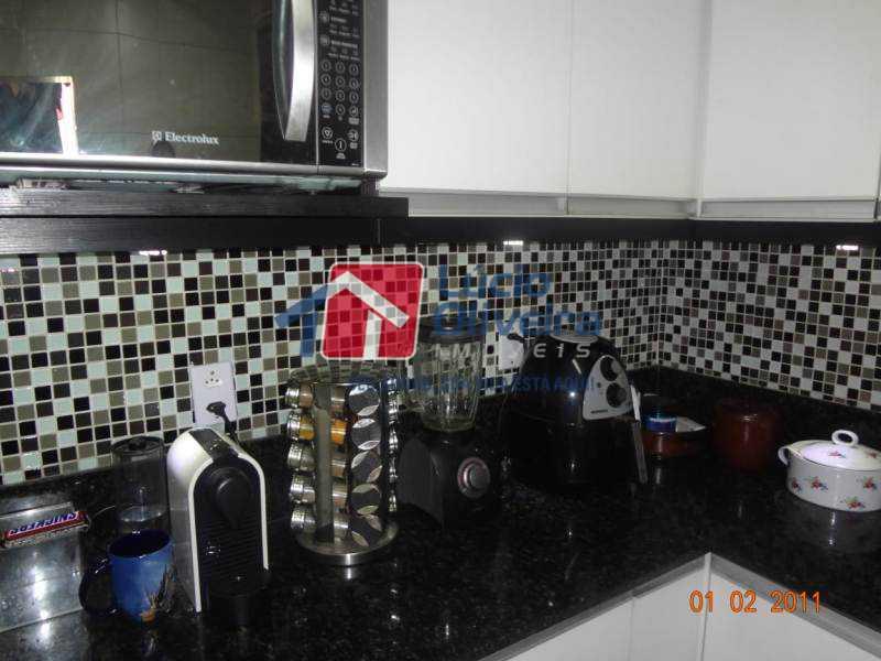 14-cozinha. - Impecável Apartamento 2 quartos. Ac. Financiamento. - VPAP21074 - 15