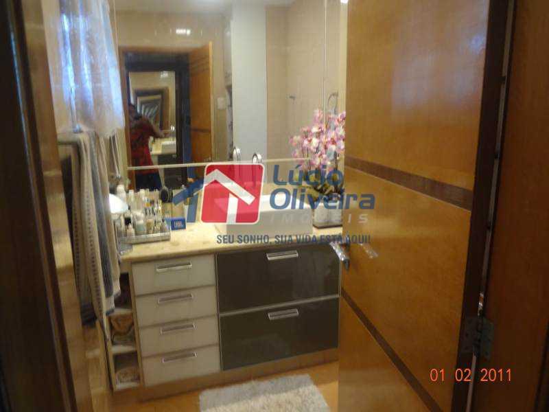 17-Banheiro social.. - Impecável Apartamento 2 quartos. Ac. Financiamento. - VPAP21074 - 18