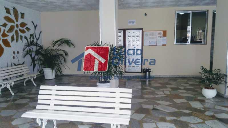 2 hall portaria - Apartamento 2qtos. - VPAP21075 - 3