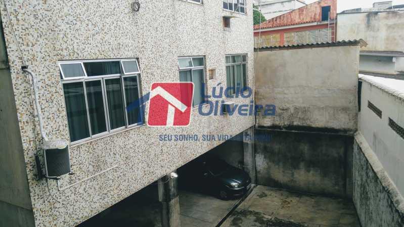 15 visaão janela quarto - Apartamento 2qtos. - VPAP21075 - 15