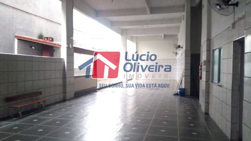 23 SALÃO DE FESTAS - Apartamento 2qtos. - VPAP21075 - 25