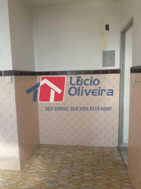 10-Cozinha - Apartamento 2 quartos. - VPAP21076 - 11