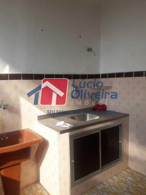 11-Cozinha . - Apartamento 2 quartos. - VPAP21076 - 12