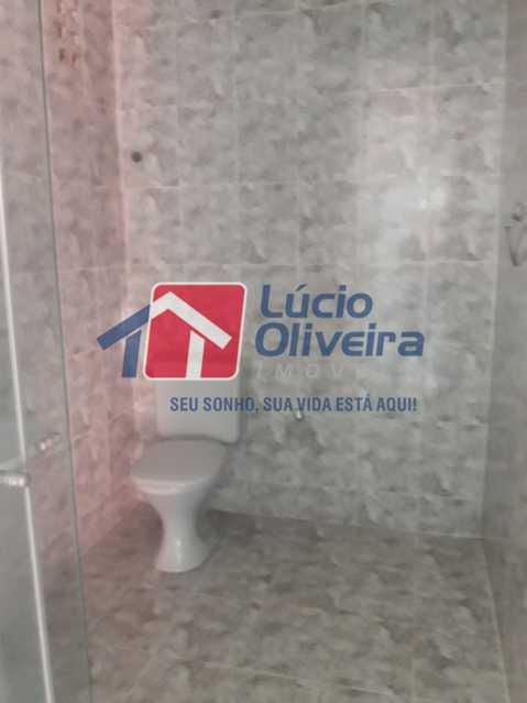 12-Banheiro - Apartamento 2 quartos. - VPAP21076 - 13