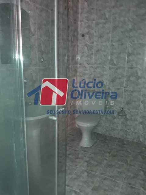 13-Banheiro blindex - Apartamento 2 quartos. - VPAP21076 - 14