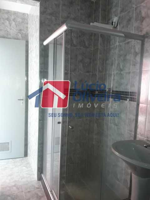 15-Banheiro.. - Apartamento 2 quartos. - VPAP21076 - 16