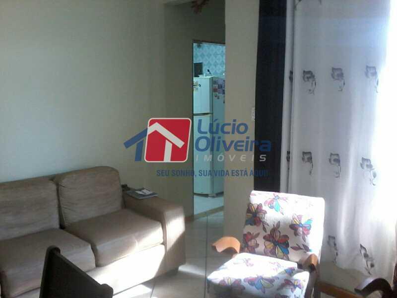 2-Sala ambiente - Apartamento para venda, 3 quartos. - VPAP30253 - 3