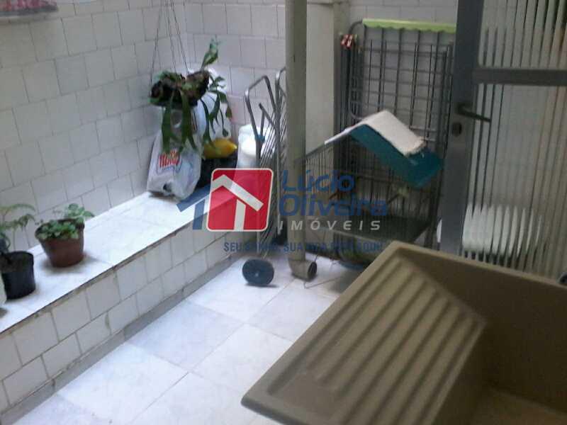 18-Area serviço - Apartamento para venda, 3 quartos. - VPAP30253 - 19