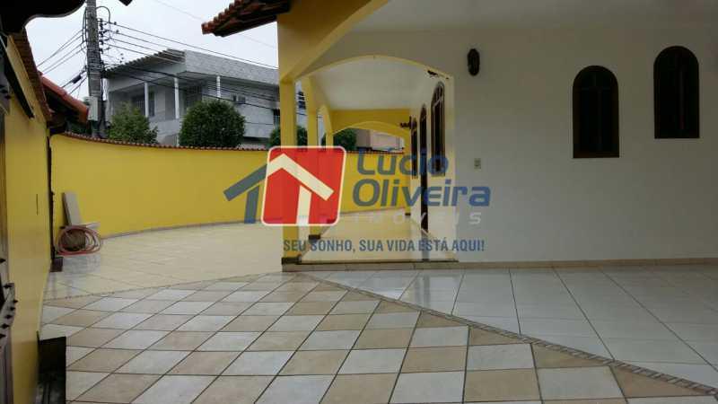 22 fachada. - Casa para venda 4 quartos. - VPCA40041 - 21