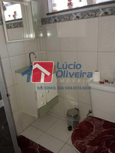 8Banheiro suite quarto solteir - Casa a venda 2 suítes. - VPCA20199 - 10