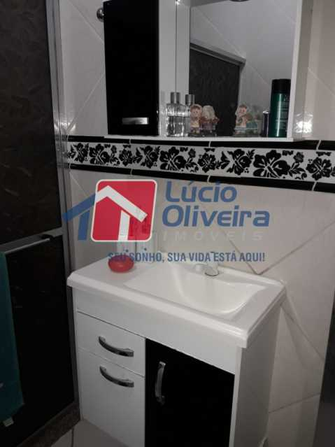 10-Banheiro Social - Casa a venda 2 suítes. - VPCA20199 - 12