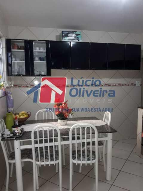 12-Cozinha.. - Casa a venda 2 suítes. - VPCA20199 - 14