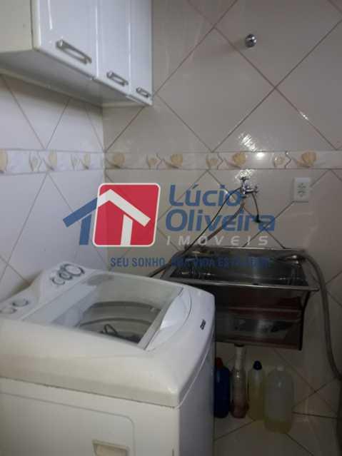 14-Lavanderia - Casa a venda 2 suítes. - VPCA20199 - 17