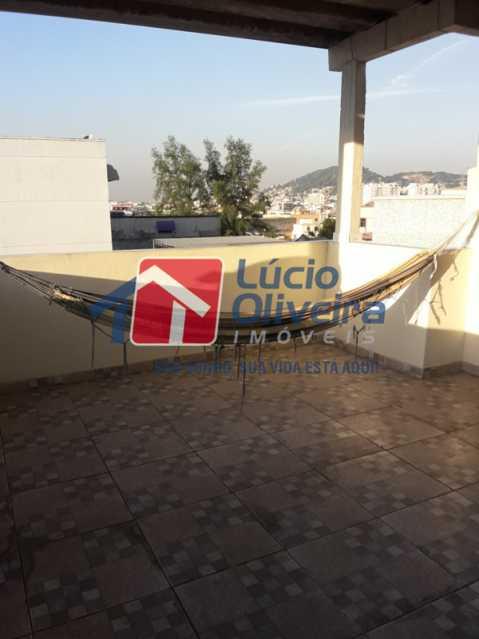 17-Terraço 3 - Casa a venda 2 suítes. - VPCA20199 - 20
