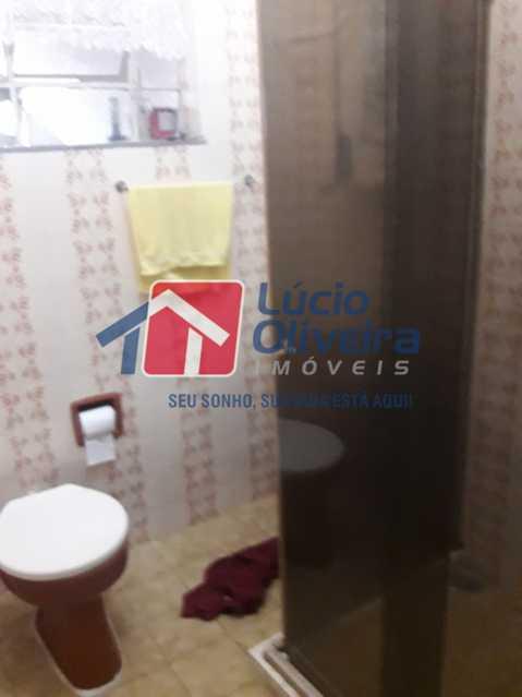 16-banheiro social - Casa a venda 4 quartos. - VPCA40042 - 17