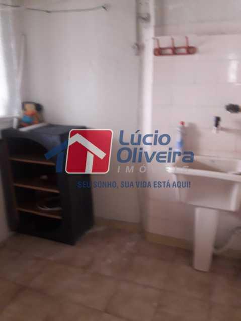 17-Area serviço - Casa a venda 4 quartos. - VPCA40042 - 18