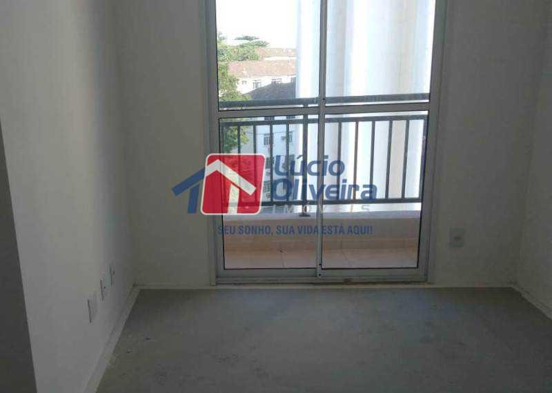 4 sala - Apartamento 2 quartos. - VPAP21078 - 5