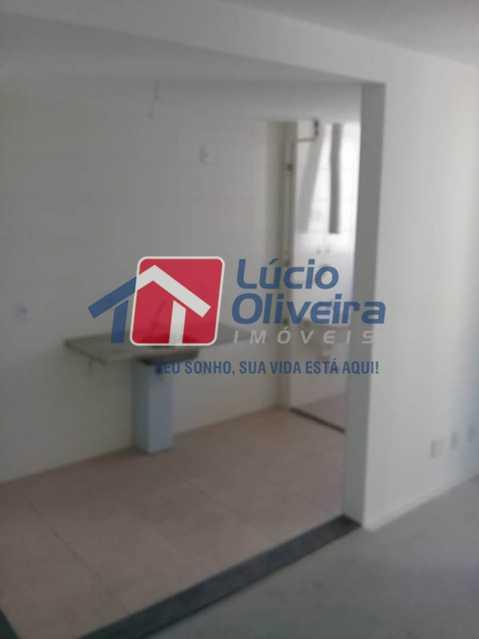6 cozinha - Apartamento 2 quartos. - VPAP21078 - 7