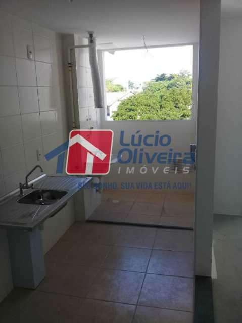 8 cozinha - Apartamento 2 quartos. - VPAP21078 - 9