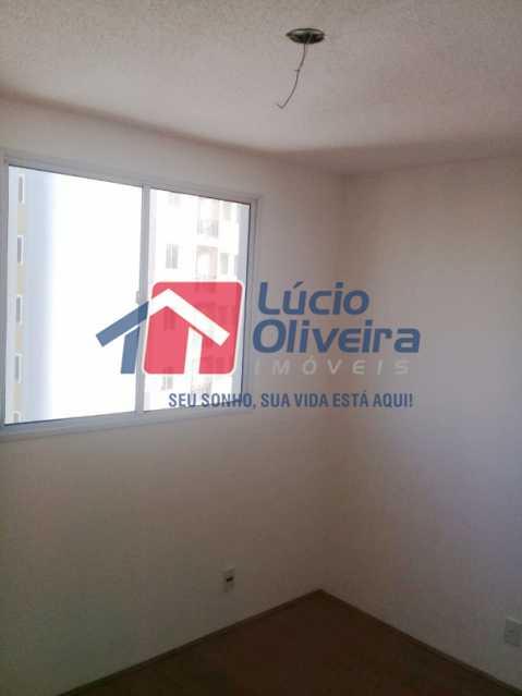 9 quarto - Apartamento 2 quartos. - VPAP21078 - 10