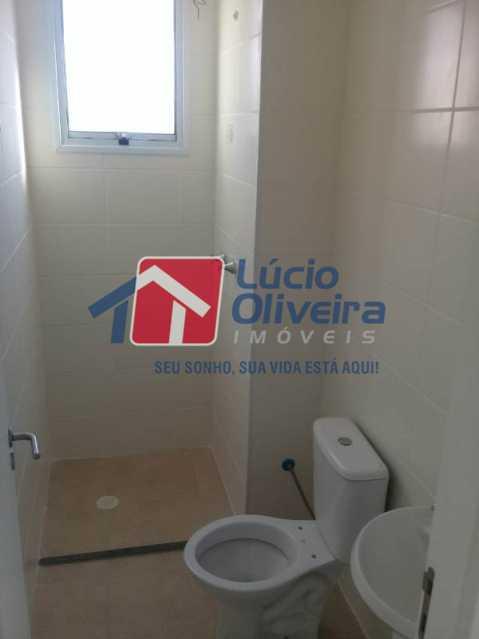 13 banheiro - Apartamento 2 quartos. - VPAP21078 - 14