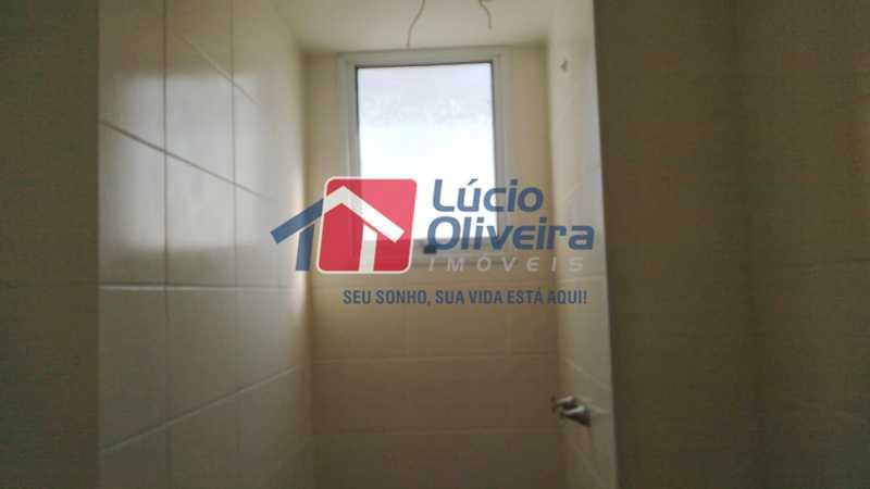 14 banheiro - Apartamento 2 quartos. - VPAP21078 - 15