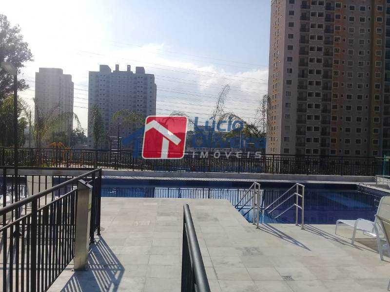 17 piscina - Apartamento 2 quartos. - VPAP21078 - 18