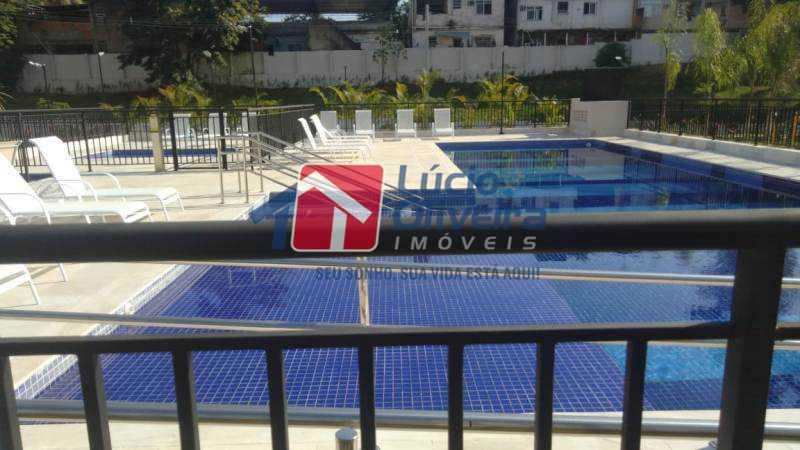 18 piscina - Apartamento 2 quartos. - VPAP21078 - 19