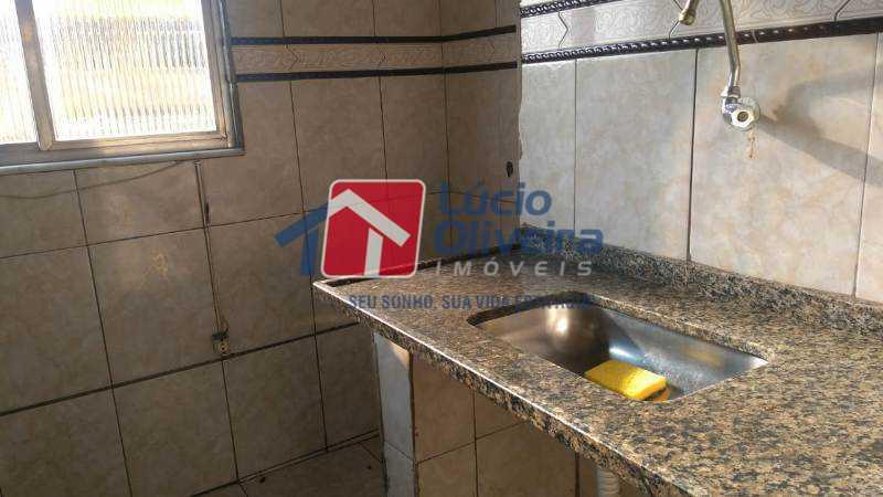 10-Cozinha.... - Apartamento 2 quartos. - VPAP21079 - 11