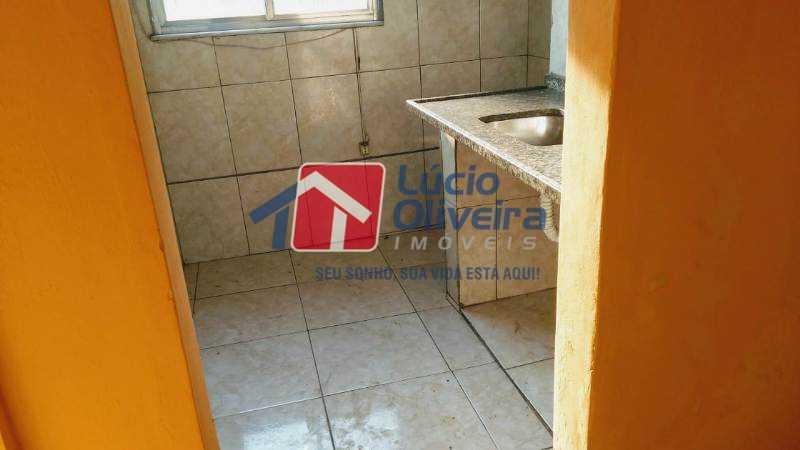 11-Cozinha.. - Apartamento 2 quartos. - VPAP21079 - 12