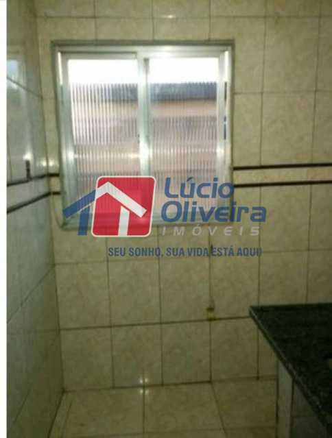 12-Cozinha - Apartamento 2 quartos. - VPAP21079 - 13