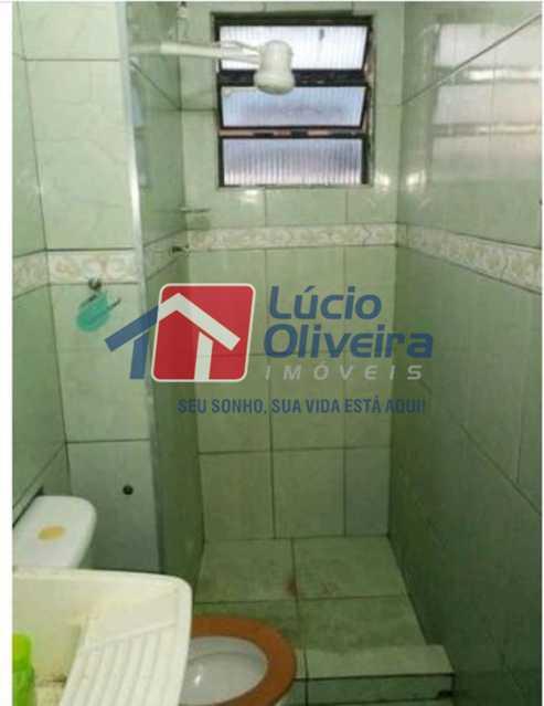 13-Banheiro.. - Apartamento 2 quartos. - VPAP21079 - 14