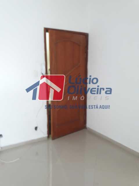 1- Sala - Apartamento 2 quartos. - VPAP21080 - 1