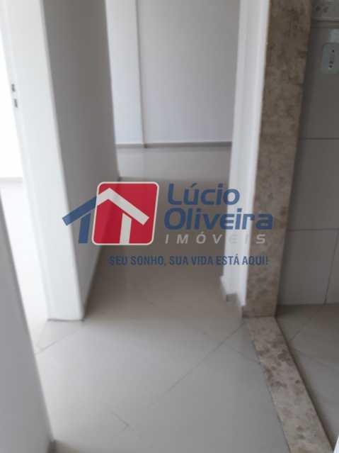 10-Circulação - Apartamento 2 quartos. - VPAP21080 - 11