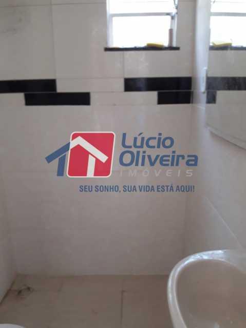 12-Banheiro social 3 - Apartamento 2 quartos. - VPAP21080 - 13
