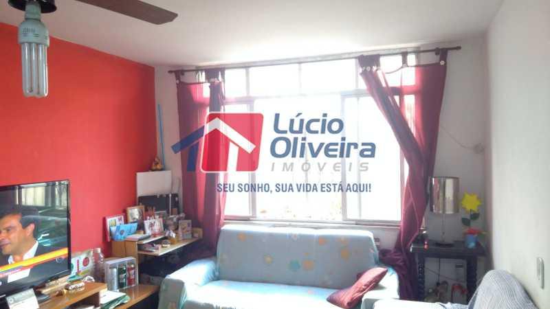 1 SALA - Apartamento 2 quartos. - VPAP21083 - 1