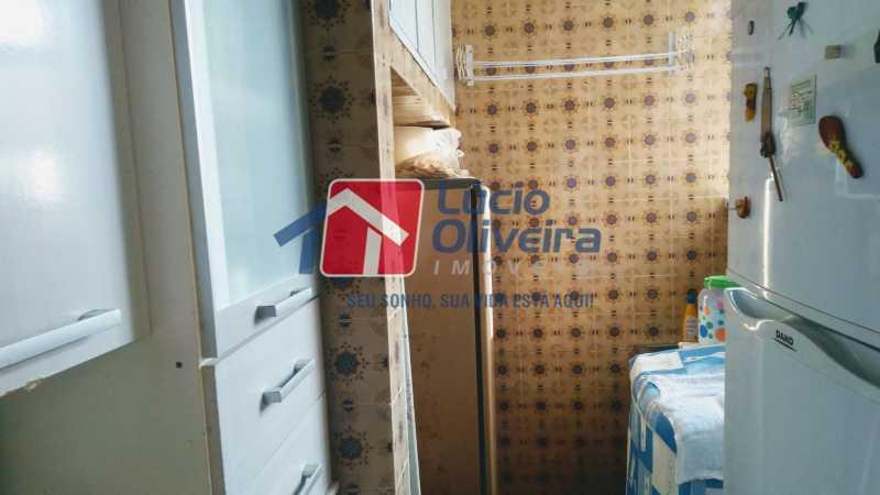 8 COZINHA - Apartamento 2 quartos. - VPAP21083 - 10