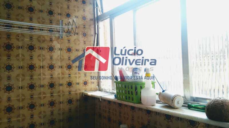 11 AREA DE SERVIÇO - Apartamento 2 quartos. - VPAP21083 - 13